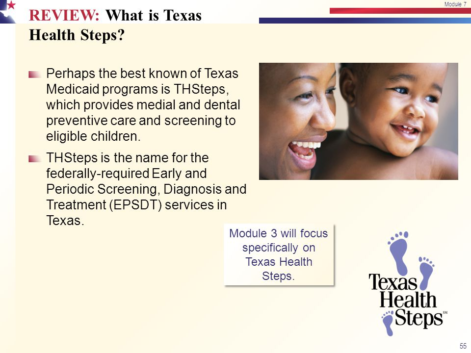 REVIEW: What is Texas Health Steps
