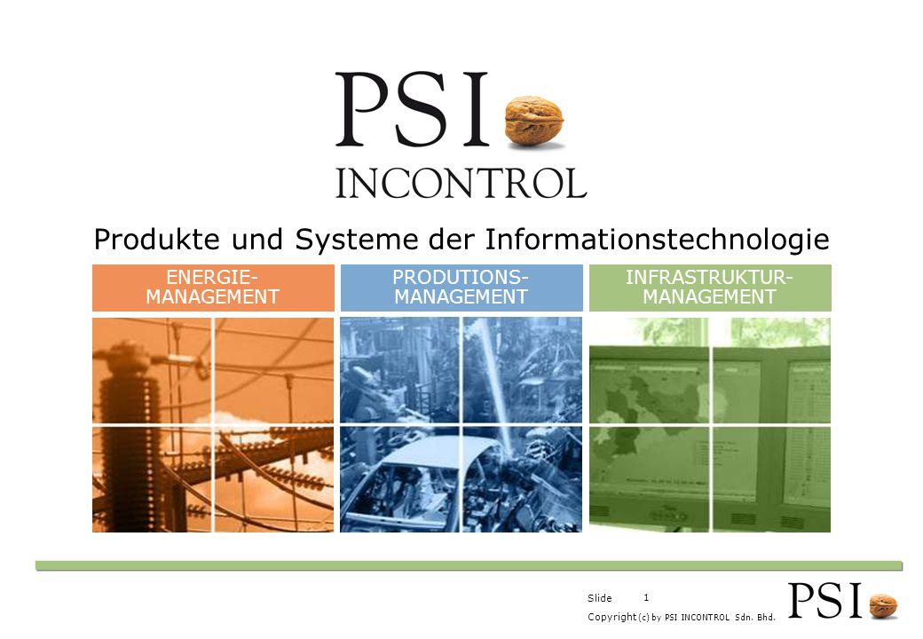 Company Presentation 1-Apr-2007 inCONTROL Tech Sdn. Bhd.