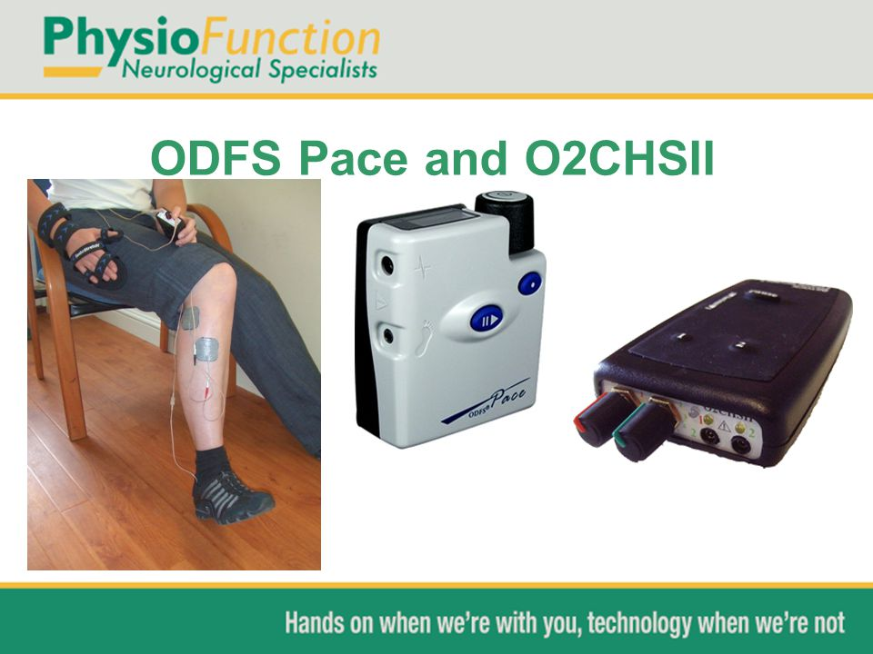 ODFS Pace and O2CHSII