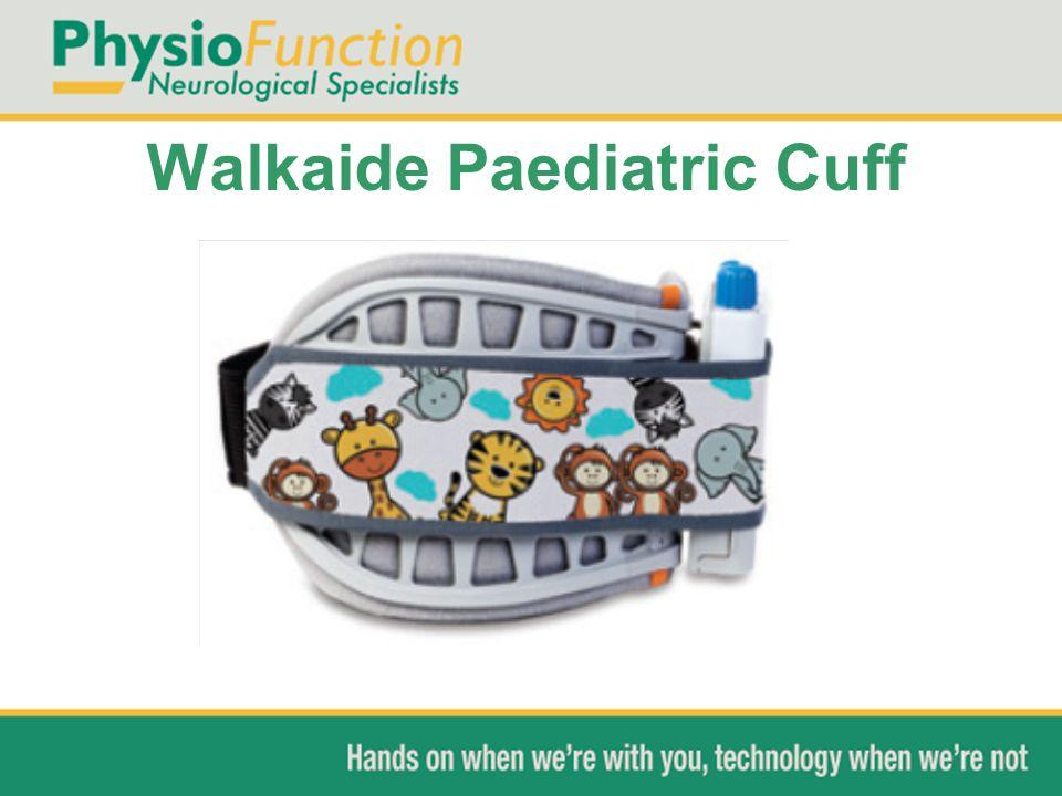 Walkaide Paediatric Cuff