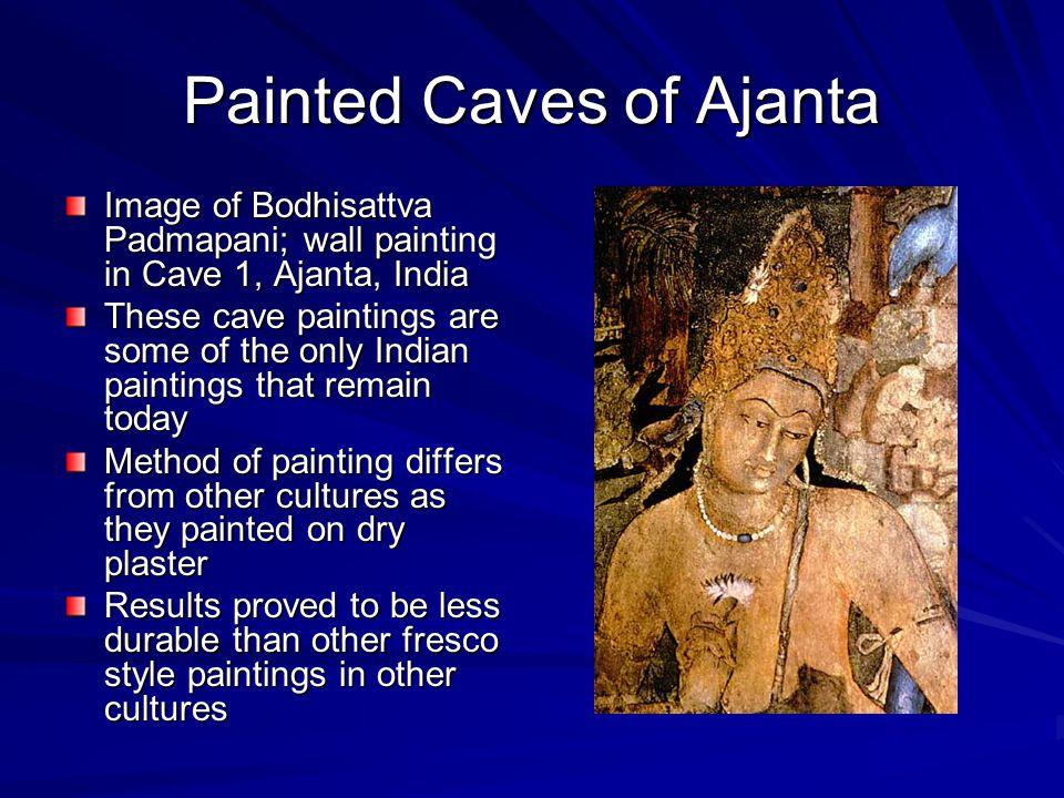 Painted Caves of Ajanta