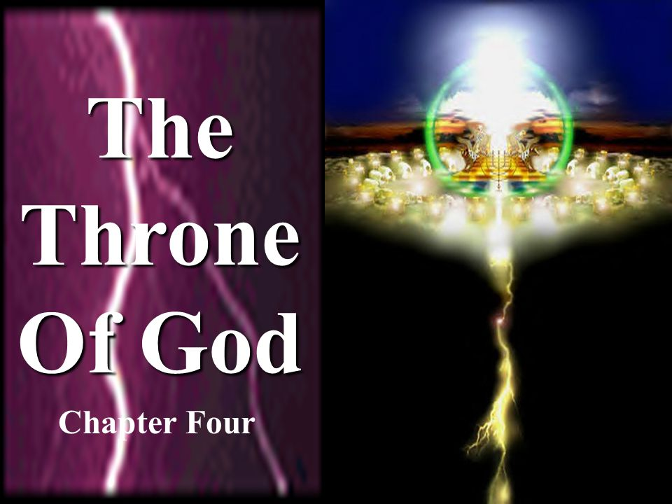 The Throne Of God Chapter Four