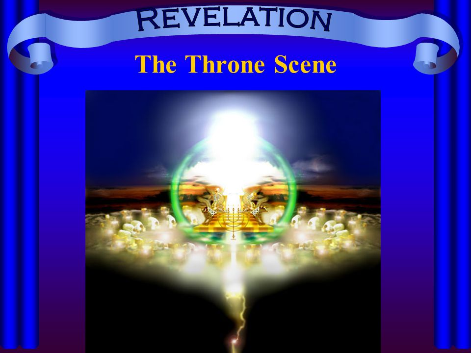 Revelation The Throne Scene