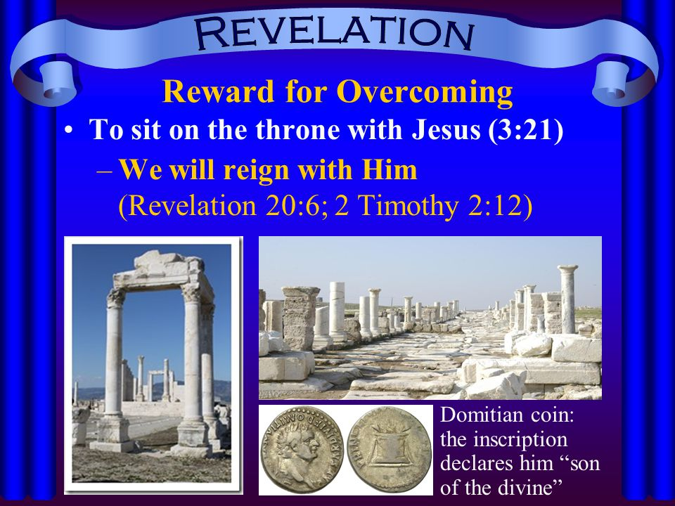Revelation Reward for Overcoming