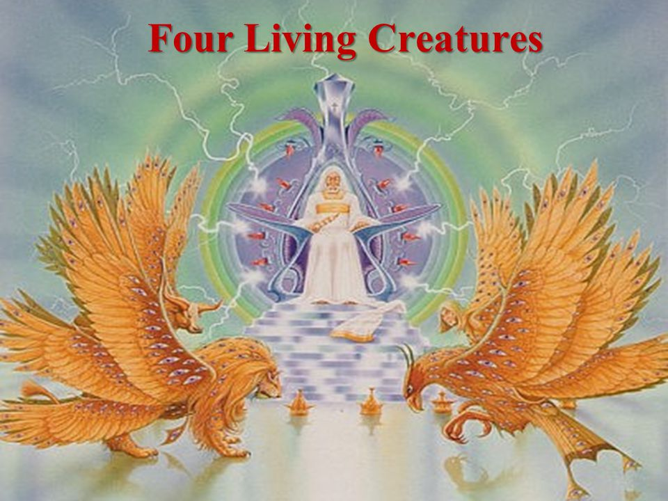Four Living Creatures