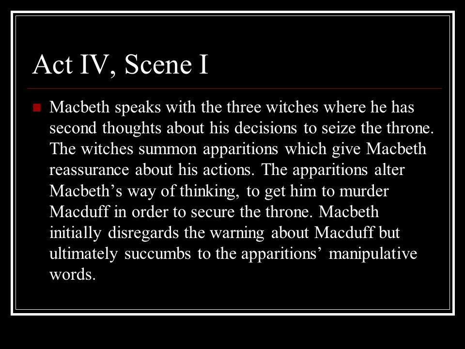 Act IV, Scene I