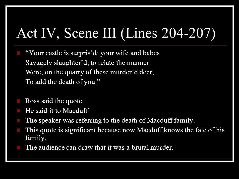 Act IV, Scene III (Lines 204-207)