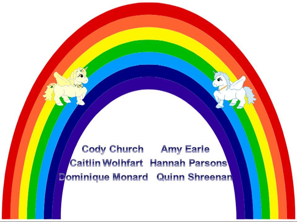 Cody Church Amy Earle Caitlin Wolhfart Hannah Parsons Dominique Monard Quinn Shreenan