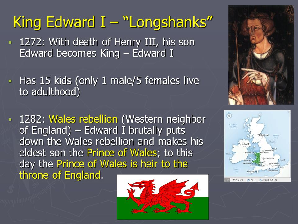 King Edward I – Longshanks