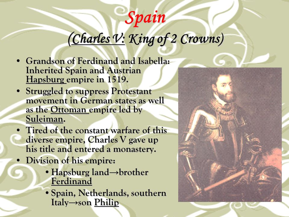 Spain (Charles V: King of 2 Crowns)