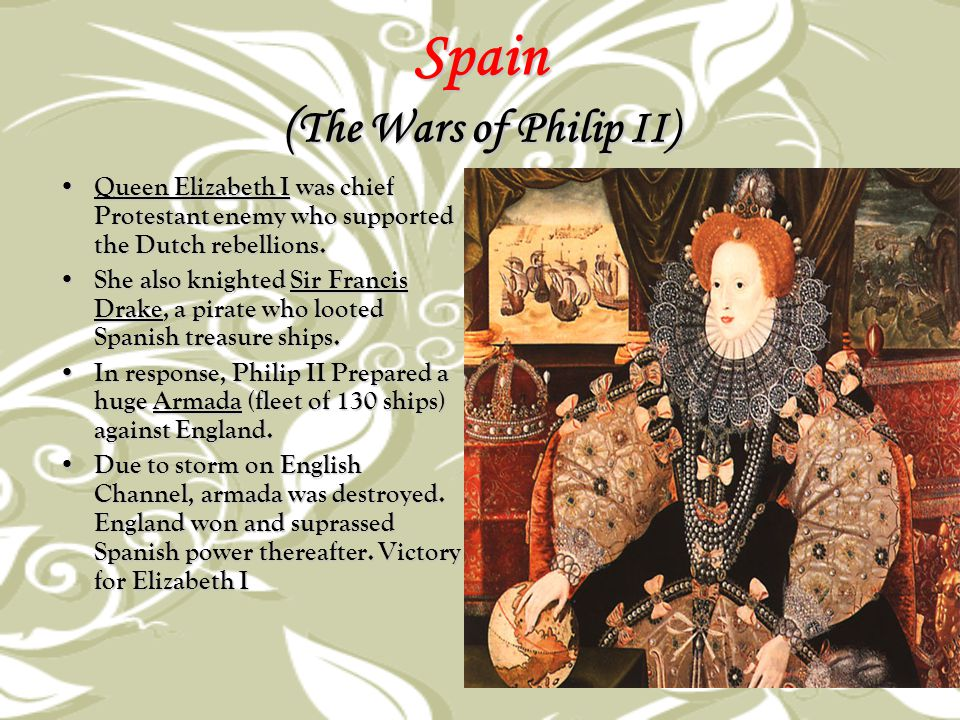 Spain (The Wars of Philip II)
