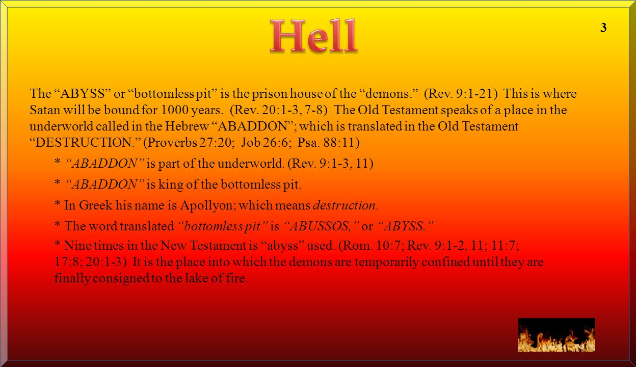 Hell 3.