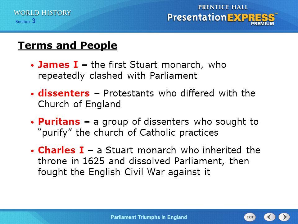 england tudors stuarts