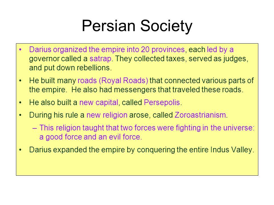 Persian Society