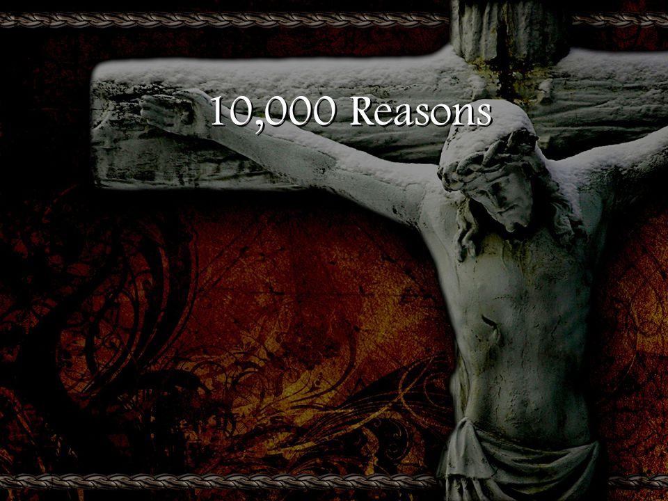 10,000 Reasons 3