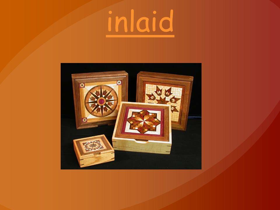 inlaid