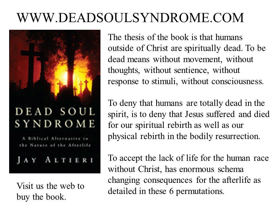 WWW.DEADSOULSYNDROME.COM