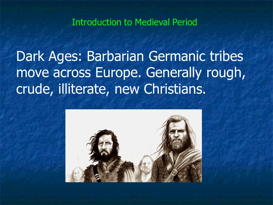 Introduction to Medieval Period