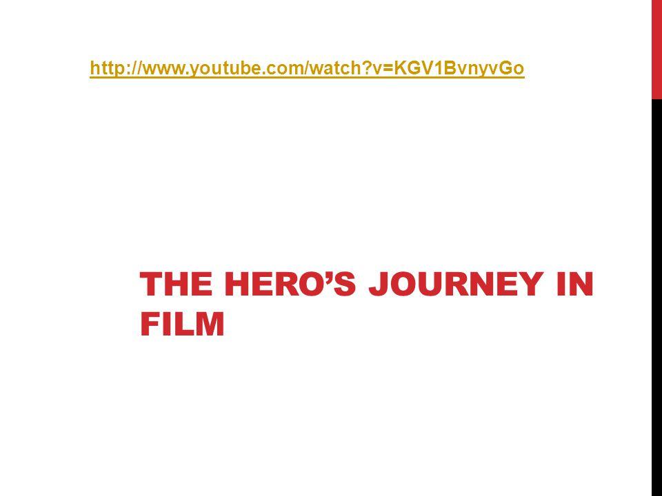 The Hero's Journey in Film