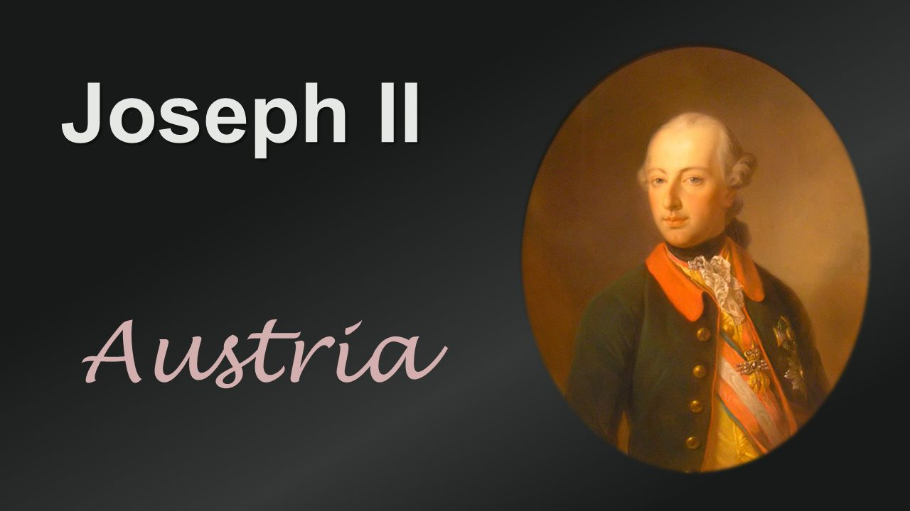 Joseph II Austria