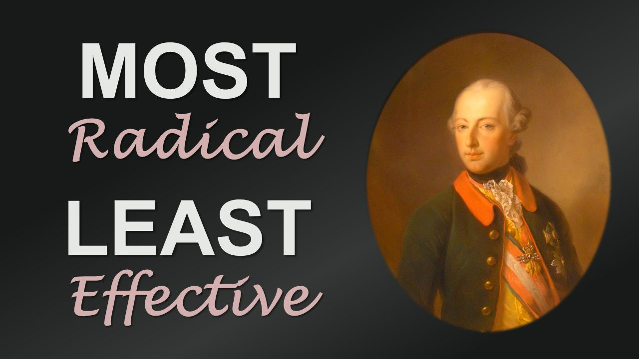 MOST Radical LEAST Effective