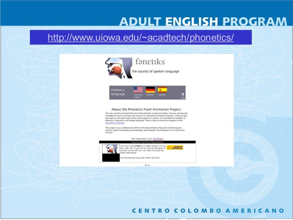 http://www.uiowa.edu/~acadtech/phonetics/