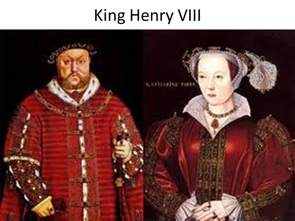 King Henry VIII Becomes king of England at age 17