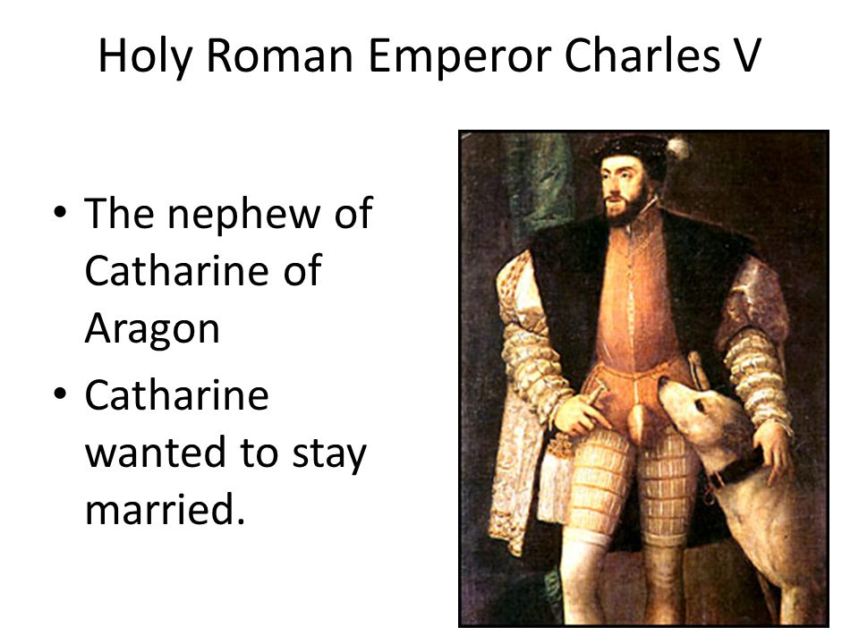 Holy Roman Emperor Charles V