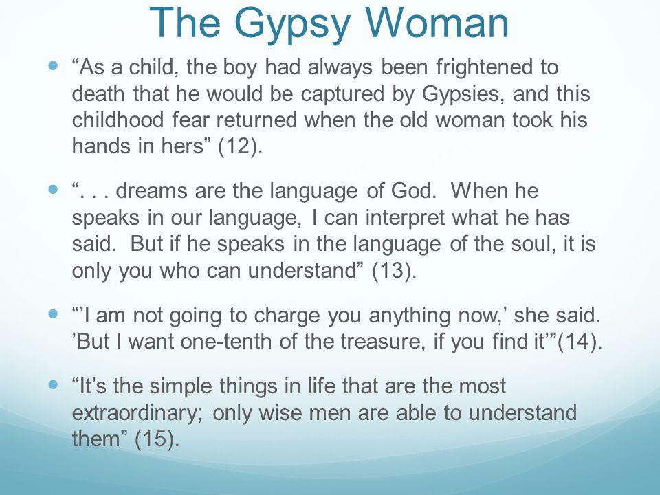 The Gypsy Woman