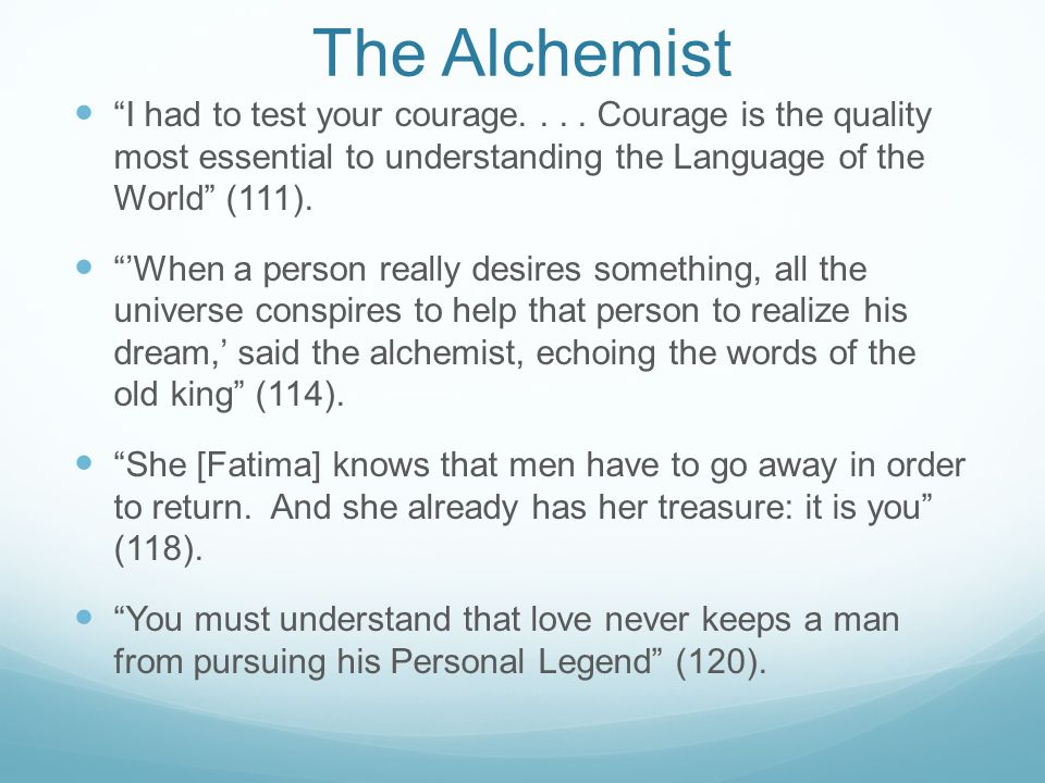the alchemist by paulo coelho ppt video online  31 the alchemist ""