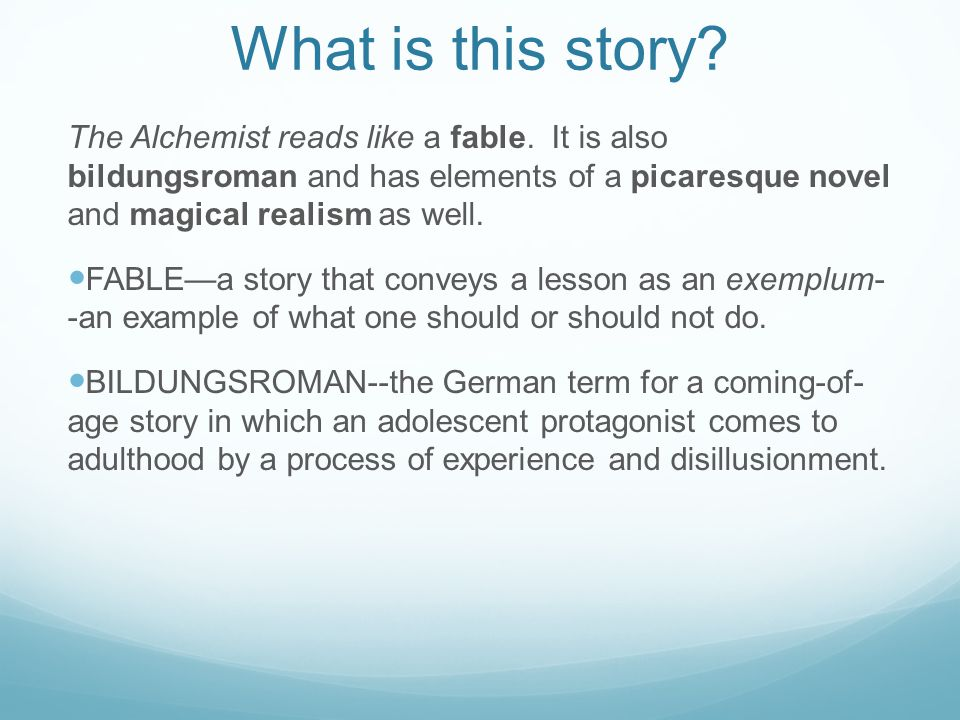 the alchemist by paulo coelho ppt video online  4 what is