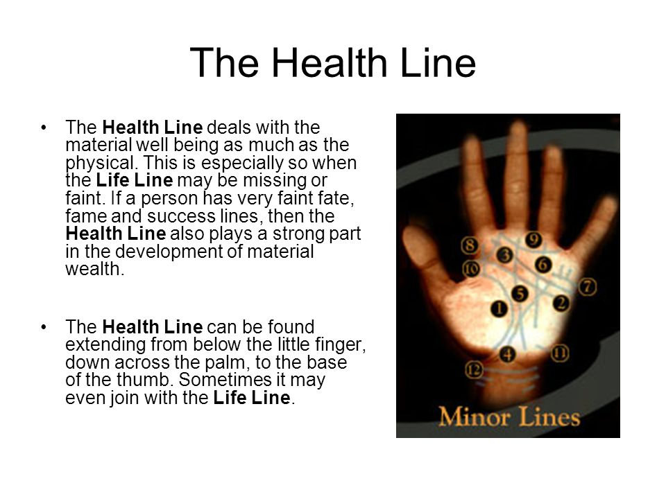 The Health Line