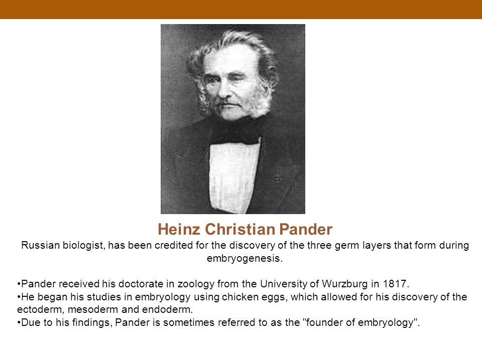 Heinz Christian Pander