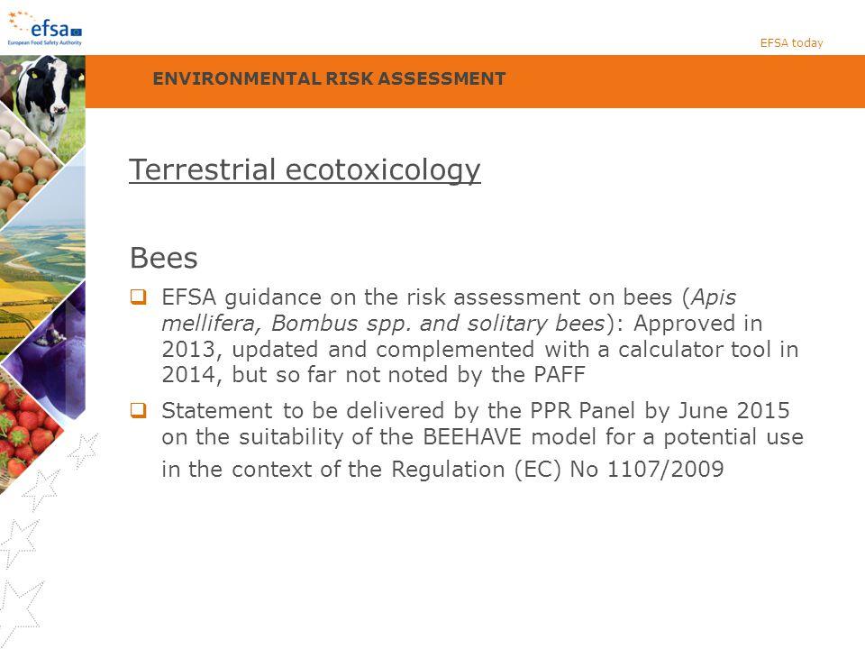 Terrestrial ecotoxicology Bees