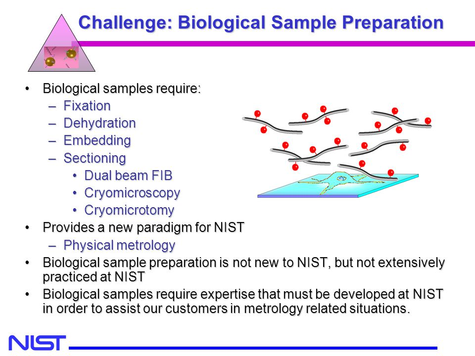 Challenge: Biological Sample Preparation