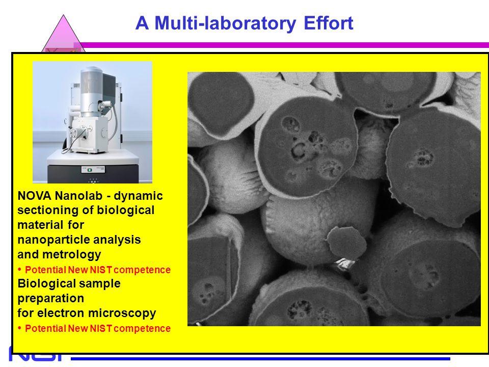 A Multi-laboratory Effort