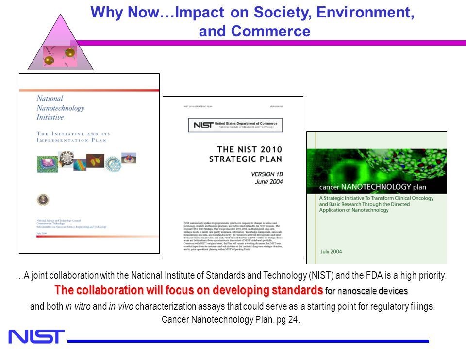 Why Now…Impact on Society, Environment,