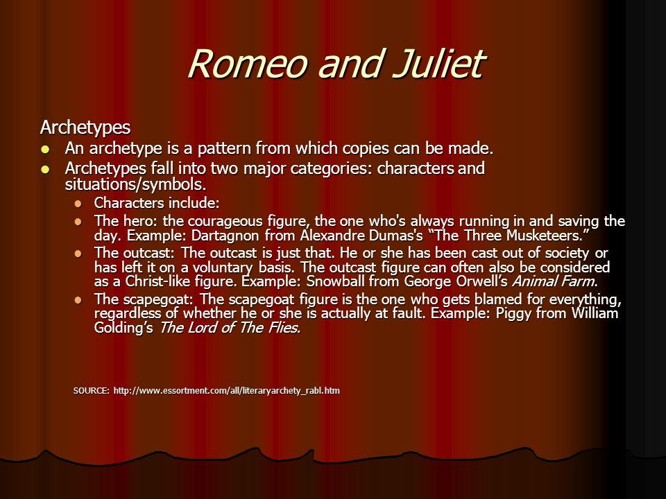stereotyping in lord of the flies and romeo and juliet This is a complete summary of william shakespeare's romeo and juliet part of our video study guide to romeo and juliet on enotescom a full summary of the.
