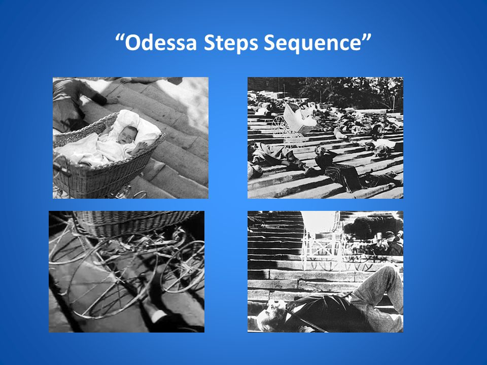 Odessa Steps Sequence