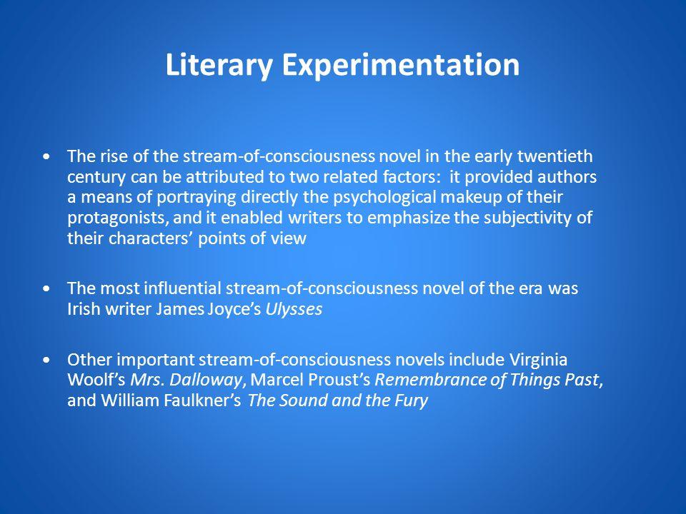 Literary Experimentation