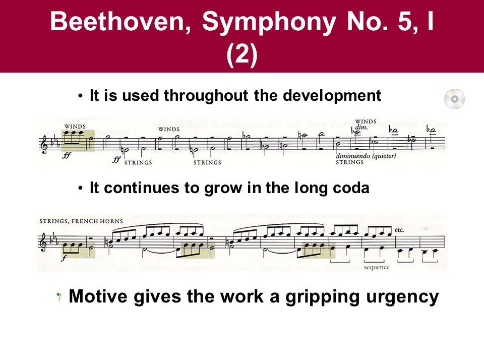 Beethoven, Symphony No. 5, I (2)