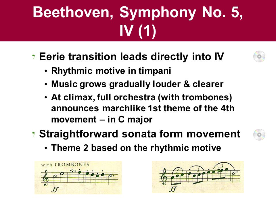 beethoven 1st symphony sonata form This article starts off with times measures of beethoven's fifth symphony and follows written analysis of beethoven's fifth symphony 1st and sonata form.