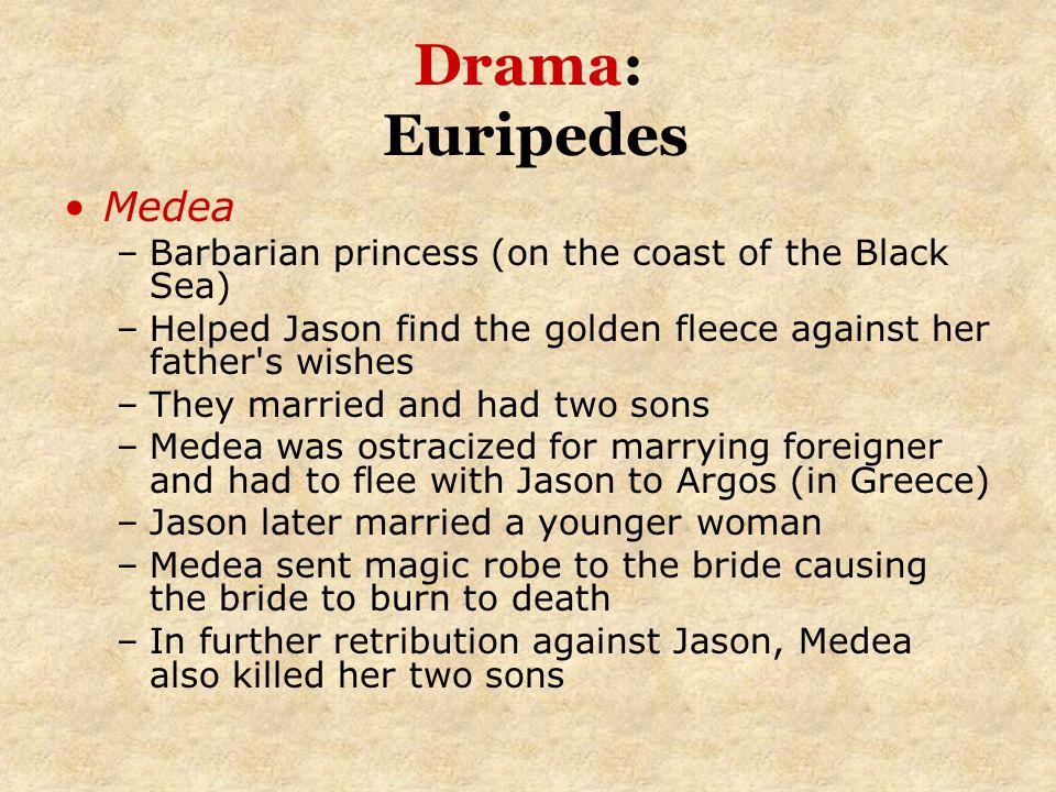 Drama: Euripedes Medea