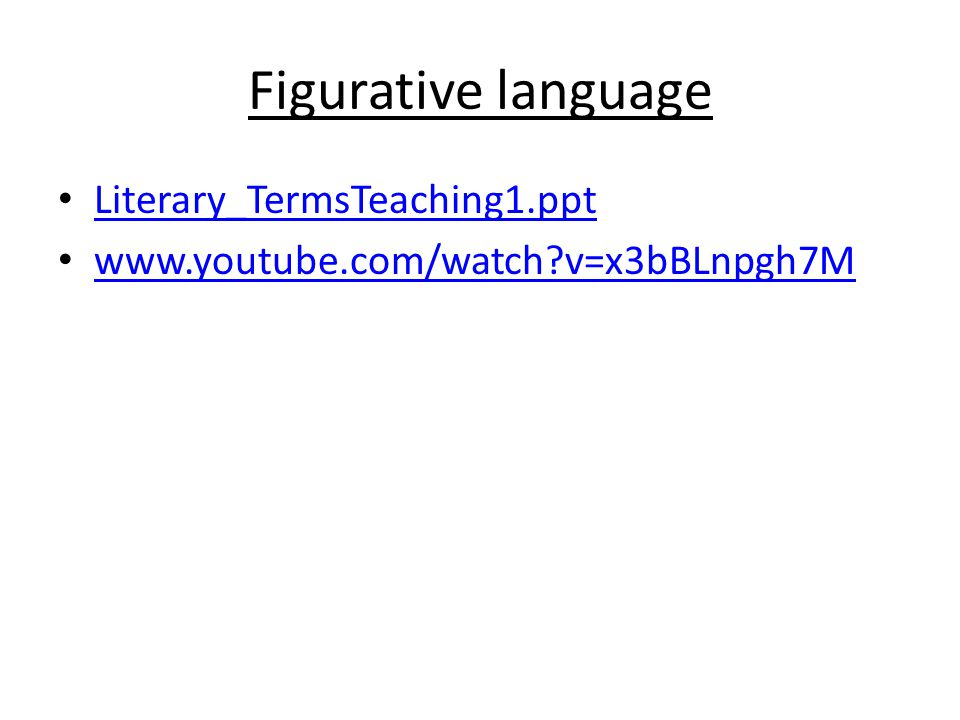 Figurative language Literary_TermsTeaching1.ppt