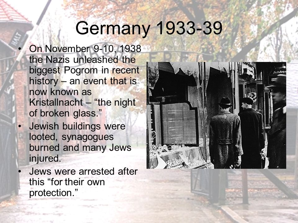 Germany 1933-39