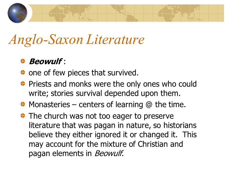 Anglo-Saxon Literature