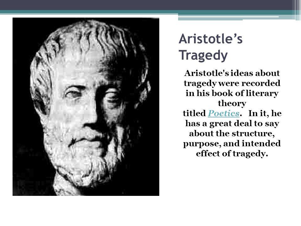 Aristotle's Tragedy