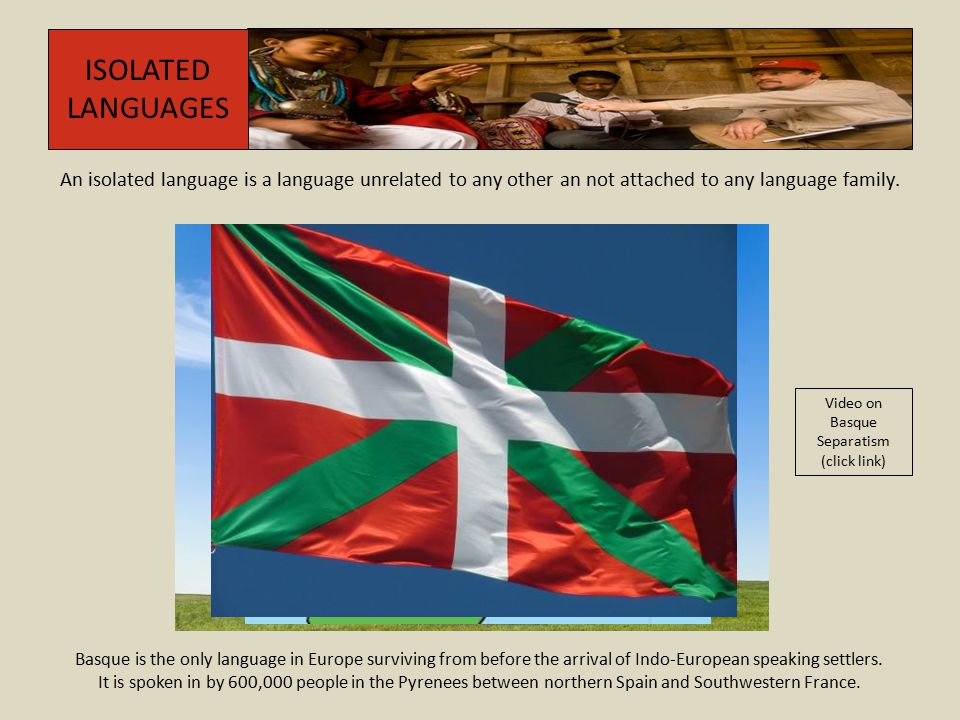 Video on Basque Separatism