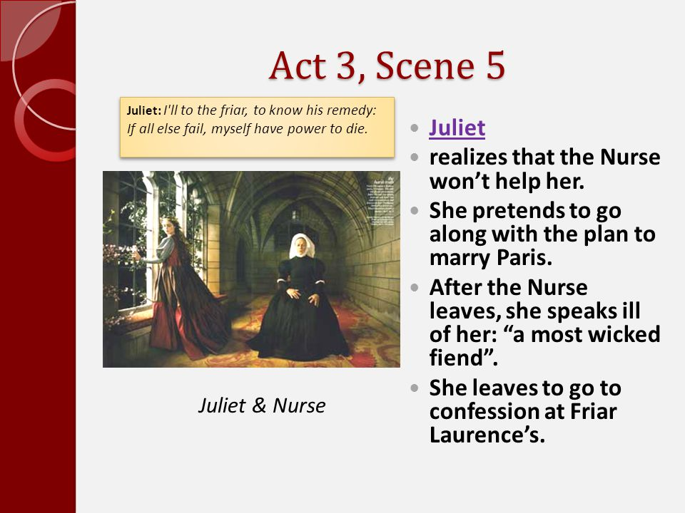 power and control in act 3 scene 5 romeo and juliet 19082018 in act 3 scene 5 lord capulet is presented as having a strong fatherly influence on juliet who is controlling and as being a violent character towards her.