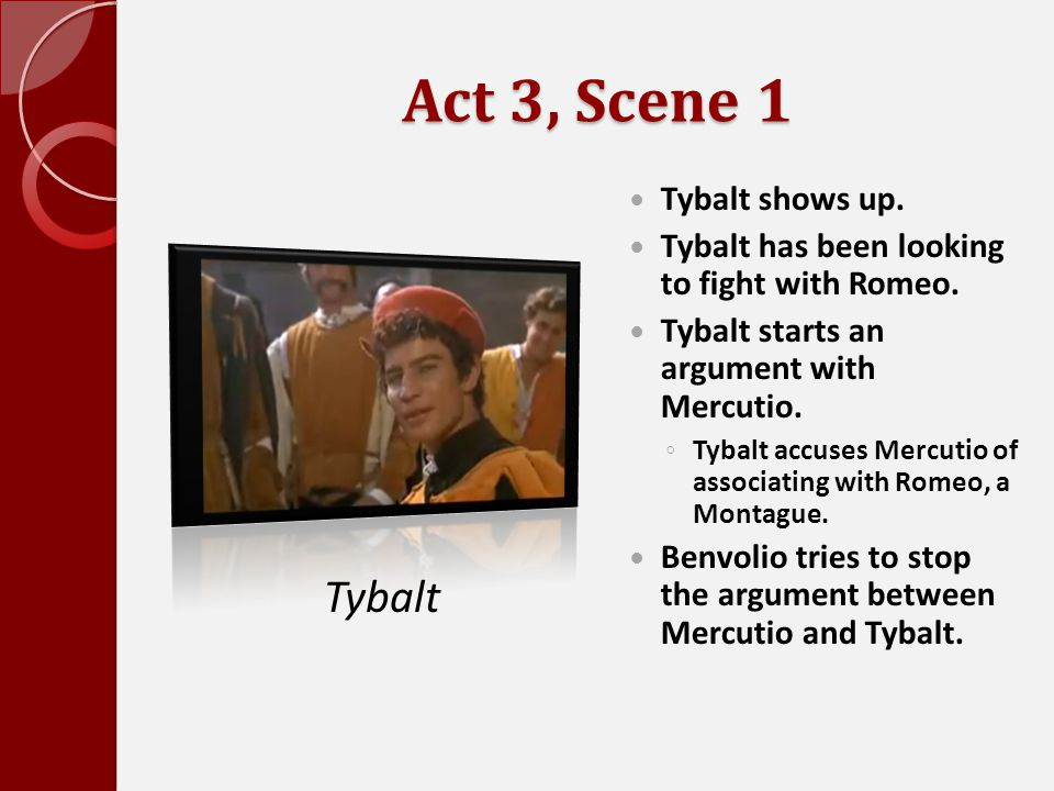 romeo and juliet act 3 scene 1 essay conclusion Directing romeo and juliet in this assignment i will be directing act 3 scene one lines 35-136 of the tragic play romeo and juliet i intend to use lighting, music, tone, and facial expression to affect the audiences emotions.